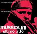 Cover CD Mussolini ultimo atto