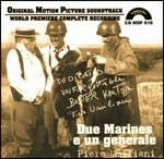 Cover CD Colonna sonora Due marines e un generale
