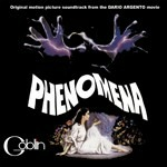 Cover CD Colonna sonora Phenomena