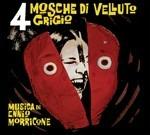 Cover della colonna sonora del film Quattro mosche di velluto grigio