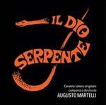 Cover CD Colonna sonora Il dio serpente