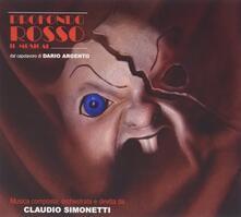 Profondo Rosso. Il Musical (Colonna Sonora) - CD Audio di Claudio Simonetti
