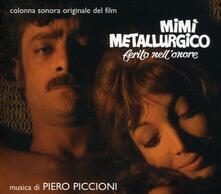 Mimì Metallurgico Ferito Nell'onore (Colonna Sonora) - CD Audio di Piero Piccioni