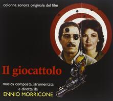 Il Giocattolo (Colonna Sonora) - CD Audio di Ennio Morricone