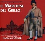 Cover CD Colonna sonora Il marchese del Grillo
