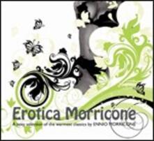 Erotica Morricone (Colonna Sonora) - CD Audio di Ennio Morricone