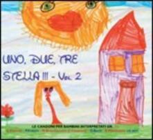 Un, Due, Tre, Stella!!! Vol.2 - CD Audio