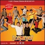 Cover CD Colonna sonora I Cesaroni 1