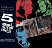 5 Bambole per La Luna D'agosto (Colonna Sonora) - CD Audio di Piero Umiliani