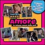 Cover CD Colonna sonora Tutti pazzi per amore