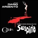 Cover CD Colonna sonora Suspiria