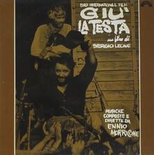 Giù La Testa (Colonna sonora) - CD Audio di Ennio Morricone
