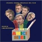 Cover CD Colonna sonora Amici miei