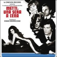 Metti Una Sera a Cena (Colonna Sonora) - CD Audio di Ennio Morricone