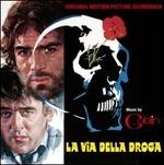 Cover CD Colonna sonora La via della droga