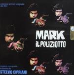 Cover CD Colonna sonora Mark il poliziotto