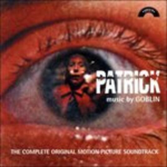 Patrick (Colonna sonora) (+ Bonus Tracks) - CD Audio di Goblin