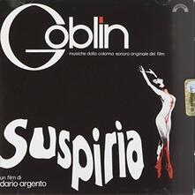 Suspiria (Colonna Sonora) (40th Anniversary Edition) - CD Audio di Goblin