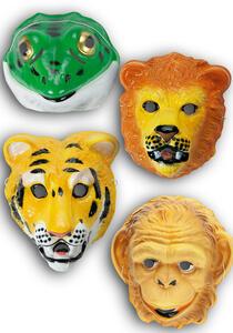Carnival Toys 14. Maschera Animaletto In Plastica