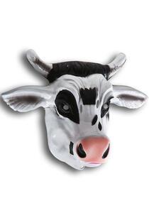 Carnival Toys 25. Maschera Mucca Grande In Plastica