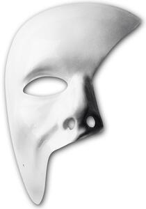 Maschera Fantasma Dell'Opera In Plastica