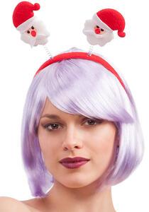 Carnival Toys 459. Cerchietto Con Babbi Natale