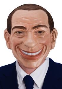 Carnival Toys 509. Maschera Politico Silvio In Eva - 2