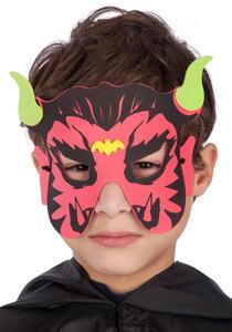 Carnival Toys 546. Maschera Diavoletto Bambino In Eva
