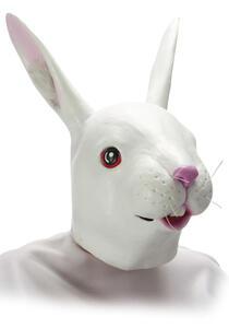 Carnival Toys 964. Maschera Coniglio In Lattice