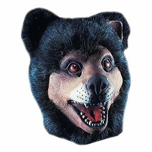 Maschera Orso In Lattice - 2