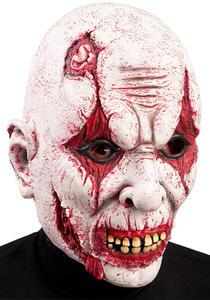 Maschera Intera Clown Horror In Lattice