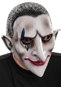 Carnival Toys 1429. Maschera Vampiro Grigio In Lattice