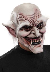 Maschera Vampiro In Lattice con Sopracciglia E Capelli