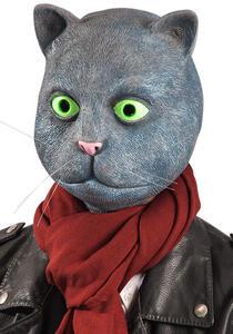 Maschera Gatto In Lattice