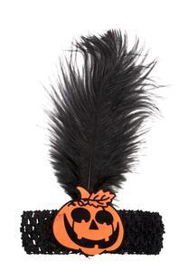 Fascia Charleston Halloween con Zucca