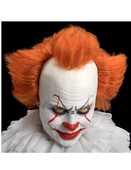 Idee regalo Carnival Toys 2277: Parrucca Clown Cattivo C/Calotta In Lattice In Busta C/Gancio