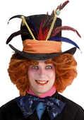 Idee regalo Carnival Toys 2400. Parrucca Cappellaio C/Sopracciglia Cappello Escl. Carnival Toys