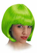Idee regalo Carnival Toys 2502. Parrucca Pin Up Verde Carnival Toys