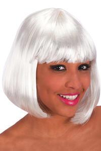 Parrucca Pin Up Bianca