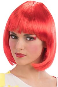Carnival Toys 2510. Parrucca Pin Up Rossa