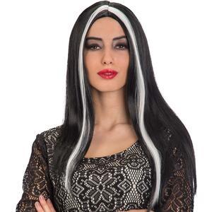 Carnival Toys 2522: Parrucca Morticia In Busta