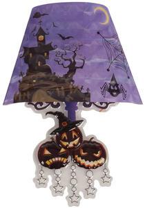 Carnival Toys 4309. Lampada Lum. Adesiva C/Zucchette Batt.Incl. H.Cm.22 Ca.