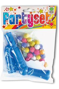 Carnival Toys 4414. 30 Palline C/ Pistola