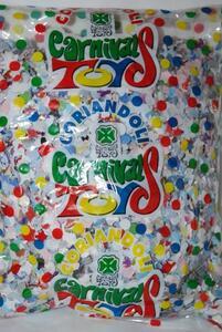Carnival Toys 4457. Coriandolo Medio 250 Gr. - 4