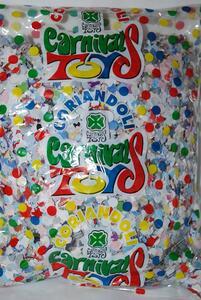 Carnival Toys 4457. Coriandolo Medio 250 Gr. - 9