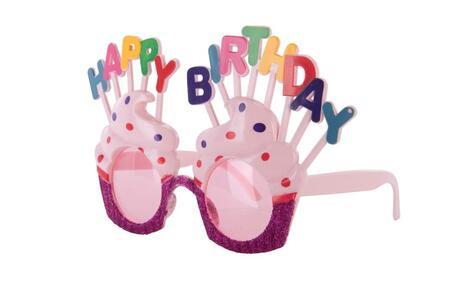 Carnival Toys 4910. Occhiali Happy Birthday