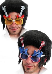 Carnival Toys 5031: Occhiali Re Del Rock Col.Ass.