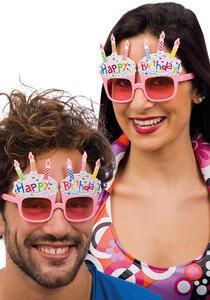 Carnival Toys 6056. Occhiali Happy Birthday
