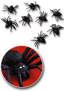 Carnival Toys 6287. 8 Ragni D'Appendere Diam.Cm.7 Ca.