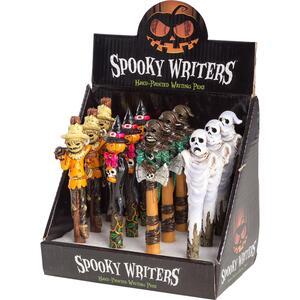 Carnival Toys 6295: Penna Halloween Soggetti Paurosi Mod.Ass. In Espositore